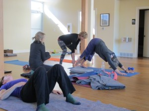 yoga and AT photo from MYC